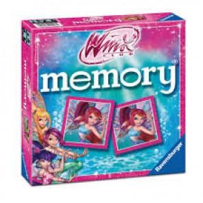 GIOCO MEMORY WINX