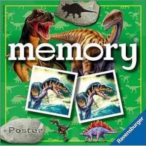 GIOCO MEMORY DINOSAURI