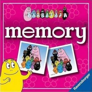 GIOCO MEMORY BARBAPAPA