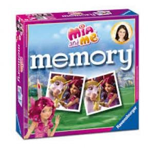 GIOCO MEMORY MIA AND ME