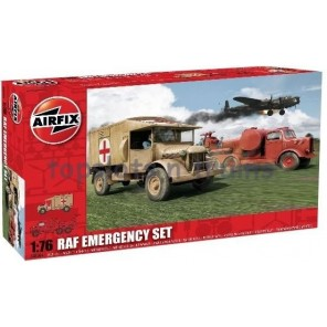 R.A.F. EMERGENCY SET KIT 1/76