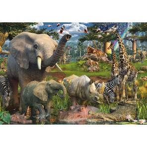 18000 PZ ABBEVERATA DEGLI ANIMALI