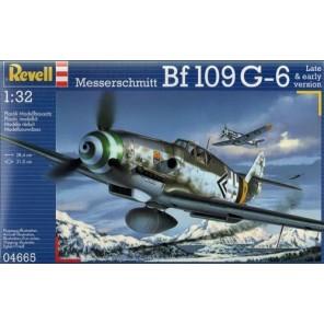AEREO MESSERSCHMITT BF109 G-6