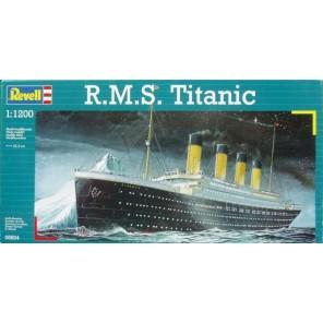 NAVE RMS TITANIC 1/1200