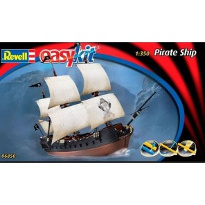 NAVE EASY KIT PIRATI