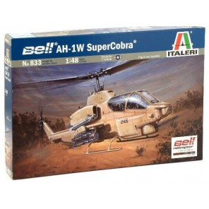 ELICOTTERO SUPER COBRA BELL KIT 1/48