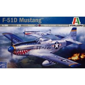 AEREO F 51D MUSTANG KIT 1/72