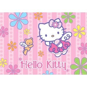 24 PZ HELLO KITTY MILLE FIORI*PROMO*