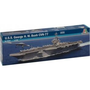 PORTAEREI USS GEORGE HW BUSH KIT 1/720