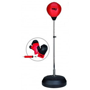 PUNCHING BALL PRO SET C/GUANTI