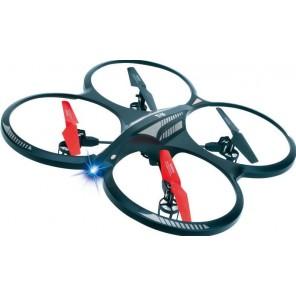 QUADRICOTTERO R/C X-DRONE C/CAMERA