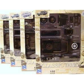 CARRI ARMATI EASY KIT 1/32