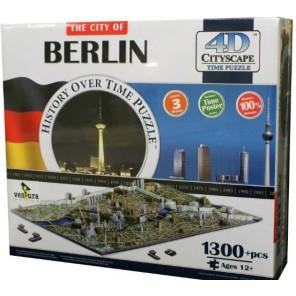 PUZZLE 4D: BERLINO 1300PZ