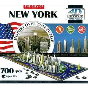 PUZZLE 4D: NEW YORK 840PZ