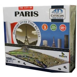 PUZZLE 4D: PARIGI 1100PZ