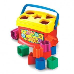 FISHER-PRICE NUOVI BLOCCHI ASSORTITTI