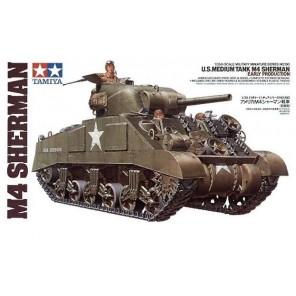 CARRO ARMATO M4 SHERMAN KIT 1/35