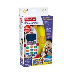 FISHER-PRICE TELEFONINO