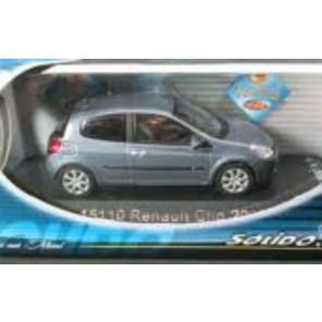 AUTO RENAULT CLIO 3P 1/43