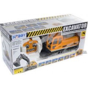 ESCAVATORE R/C MULTI FUNCTION 1/12