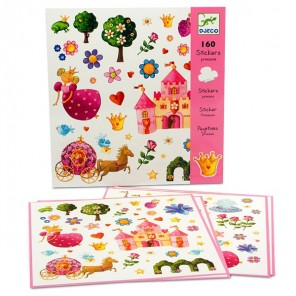 STICKERS PRINCIPESSA