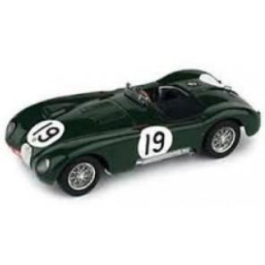 AUTO JAGUARD CTYPE 1953 1/43