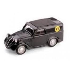 AUTO FIAT 500B POSTE 1/43