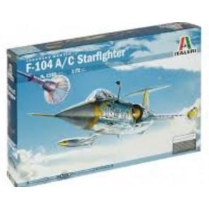 AEREO F-104 STARFIGHTER KIT 1/72