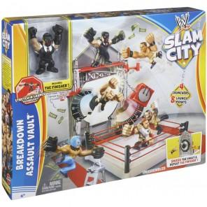 WWE PLAYSET CARTONI ANIMATI
