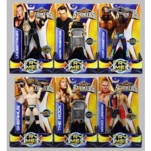 WWE PERSONAGGI SUPERSTRIKERS