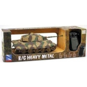 CARRO ARMATO R/C HEAVY METAL