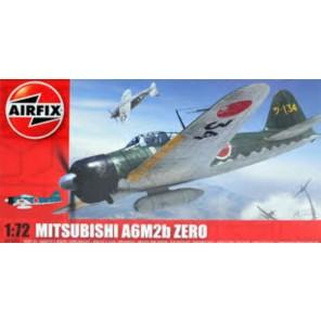 AEREO MITSUBISHI A6M2B ZERO KIT 1/72
