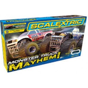 PISTA SLOT MONSTER TRUCK 1/32