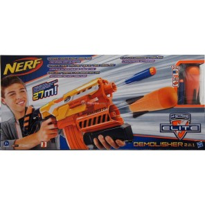 NERF N-STRIKE DEMOLISHER 2IN1