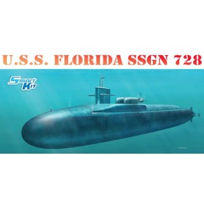 SOTTOMARINO USS FLORIDA SSG728 KIT 1/350