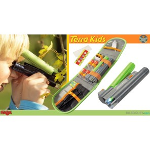 TERRA KIDS MICROSCOPIO TASCABILE
