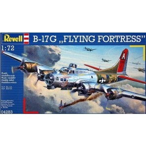 AEREO B-17G FLYING FORTRESS KIT 1/72