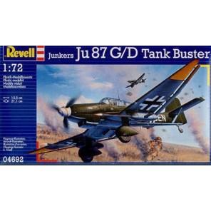 AEREO JUNKERS JU-87 G/D KITb 1/72