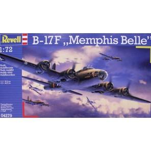 AEREO B17 MEMPHIS BELLE KIT 1/72