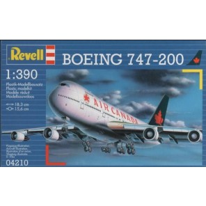 AEREO BOEING 747-200 KIT 1/390