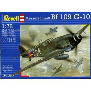 AEREO MESSERSCHMITT BF109 G-10 KIT 1/72