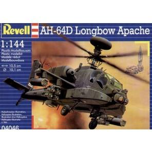 ELICOTTERO AH-64D APACHE KIT 1/144
