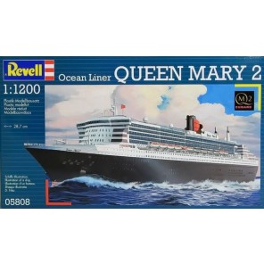 NAVE QUEEN MARY 2 1/1200