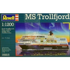 NAVE MS TROLLFJORD KIT 1/1200