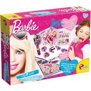 BARBIE CAPELLI ROCK