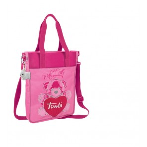 TRUDI SHOPPER PORTA PC FUCSIA