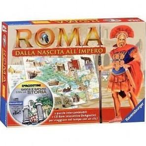 ROMA E IL SUO IMPERO PUZZLE RAVENSBURGER
