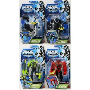 MAX STEEL PERS BASE