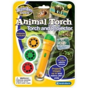 TORCIA PROIETTORE ANIMALI