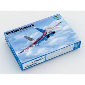 AEREO SU-27UB KIT 1/144